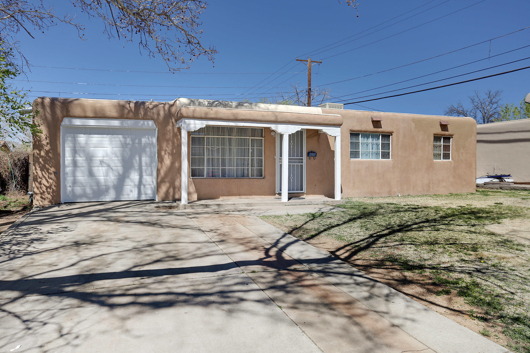 2333 NE Britt Street, Albuquerque Northeast Heights in Bernalillo County, NM 87112 Home for Sale