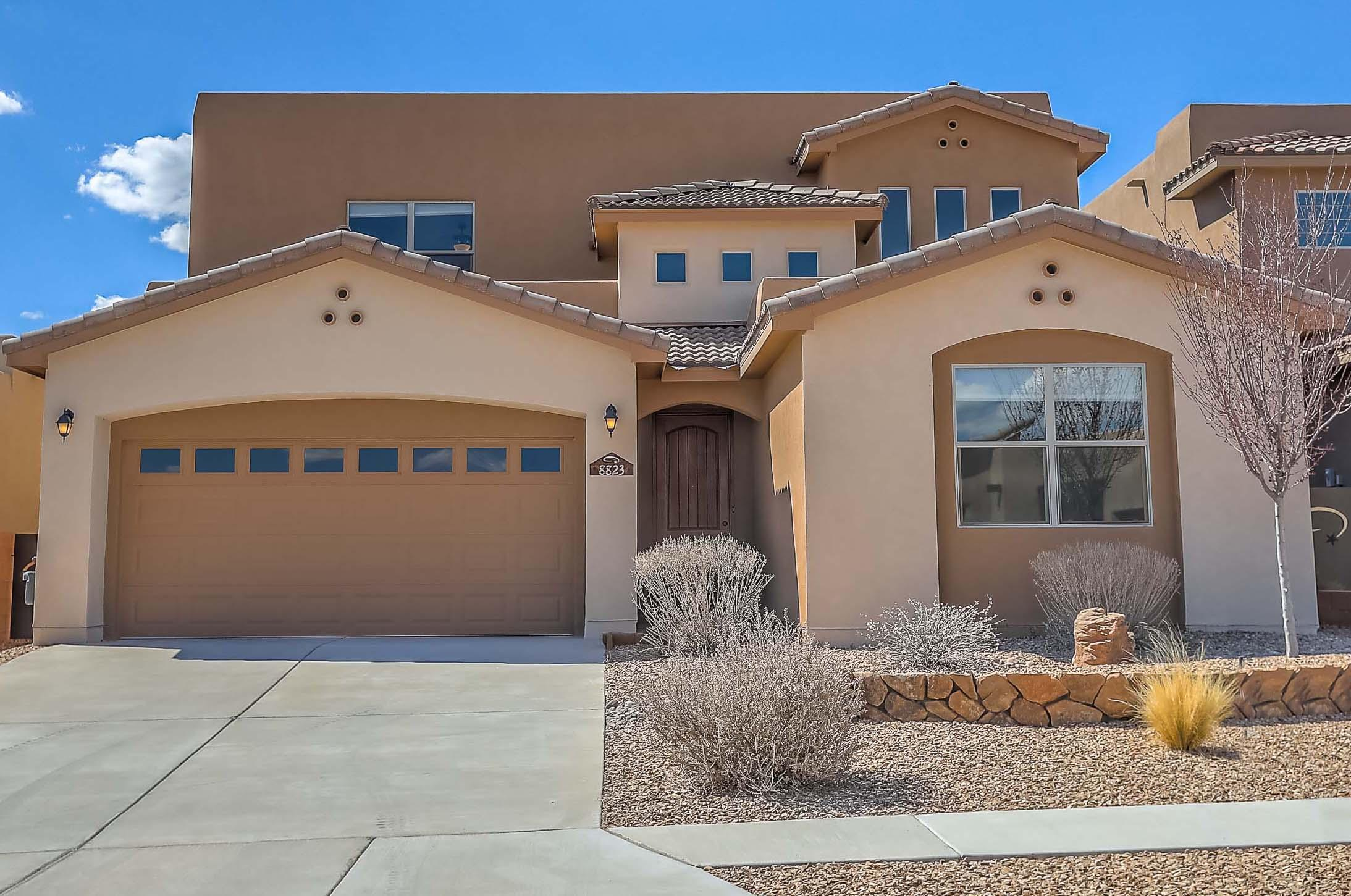 8823  Valle Prado Lane, Northwest Albuquerque and Northwest Heights, New Mexico