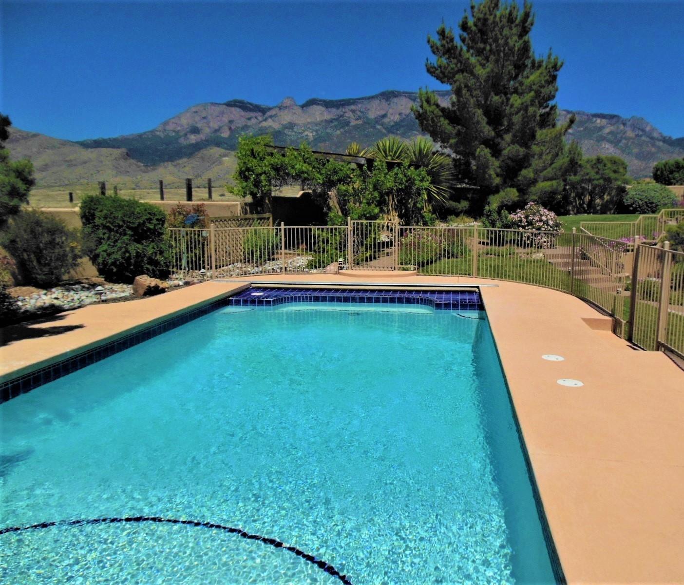 Photo of 9631 Desert Mountain Road NE, Albuquerque, NM 87122