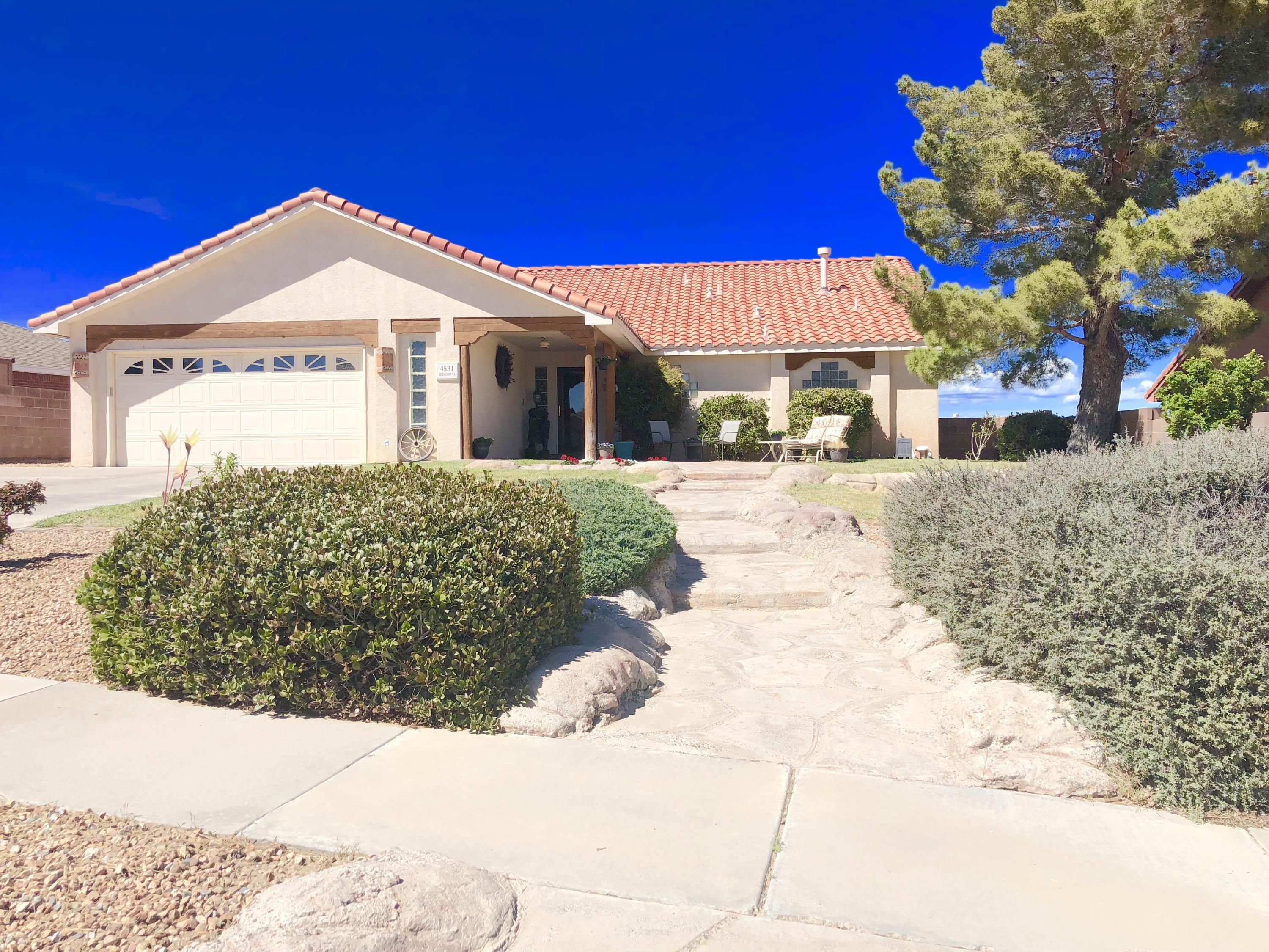 4531 NW Silver Arrow Drive, Northwest Albuquerque and Northwest Heights, New Mexico