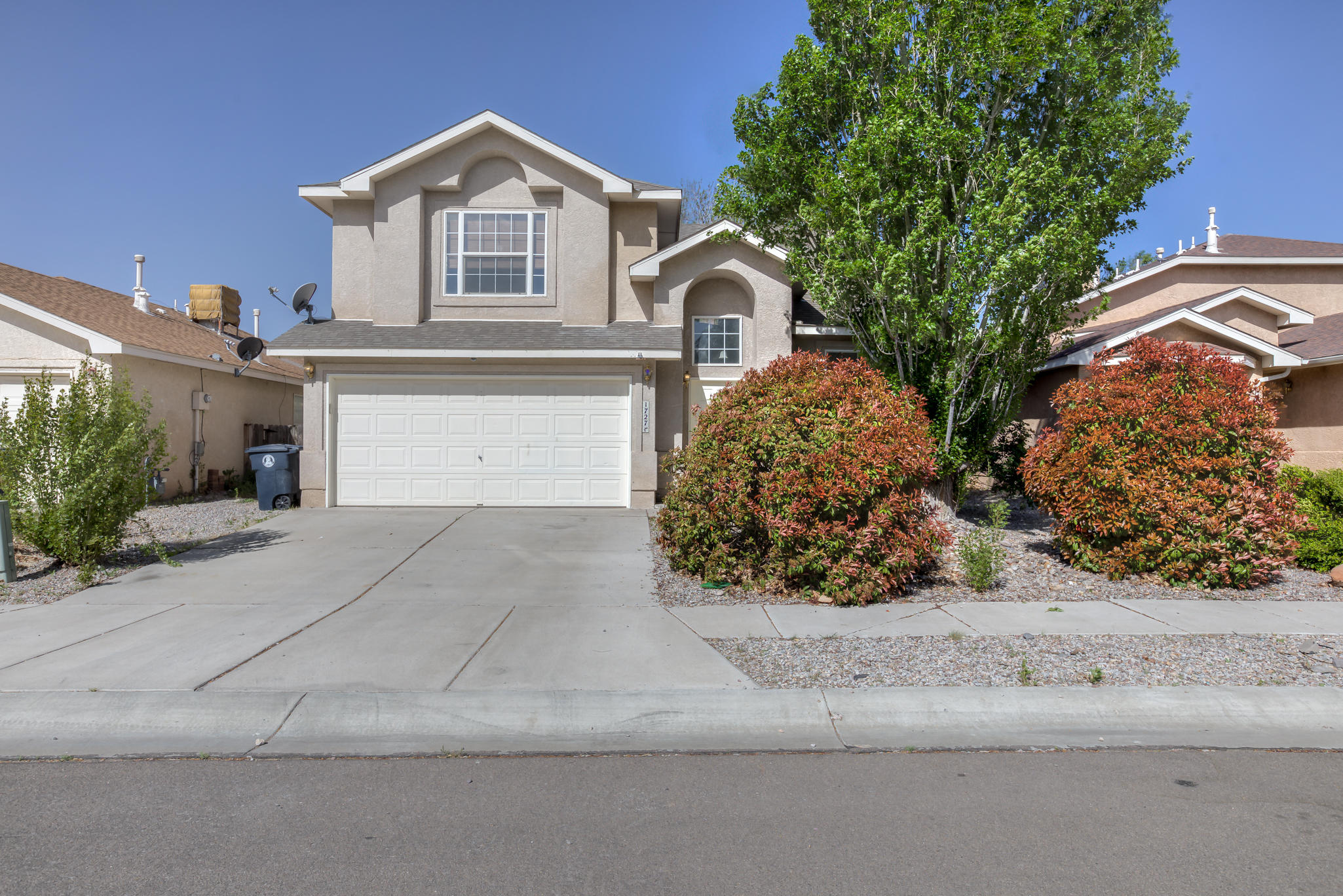 Northwest Albuquerque and Northwest Heights Homes for Sale -  Two Story,  1727 NW Vasilion Place