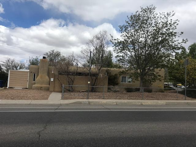One of Albuquerque Northeast Heights 3 Bedroom Homes for Sale at 10017 NE Constitution Avenue