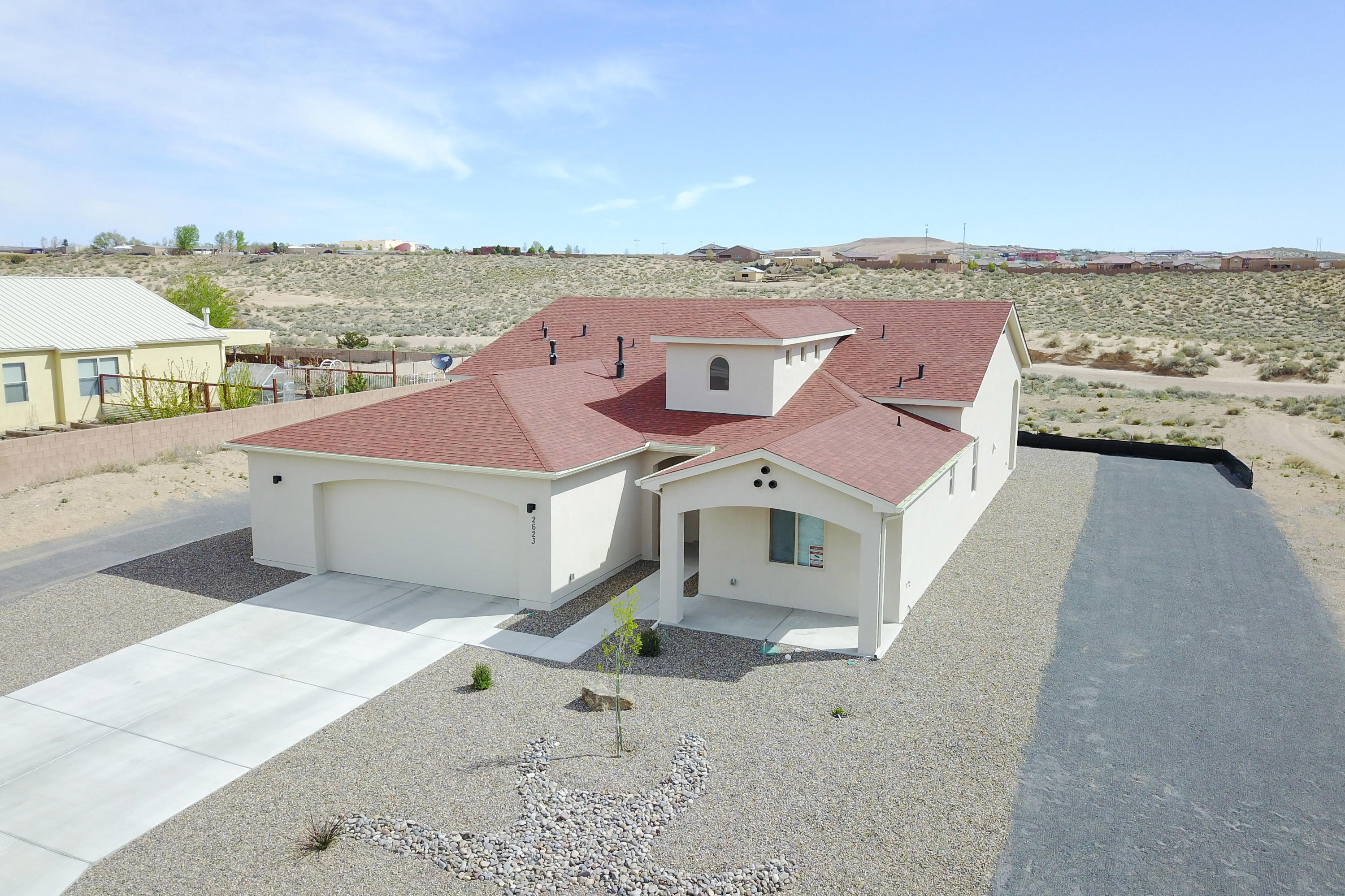 2623 NE Chessman Drive, Rio Rancho in Sandoval County, NM 87124 Home for Sale