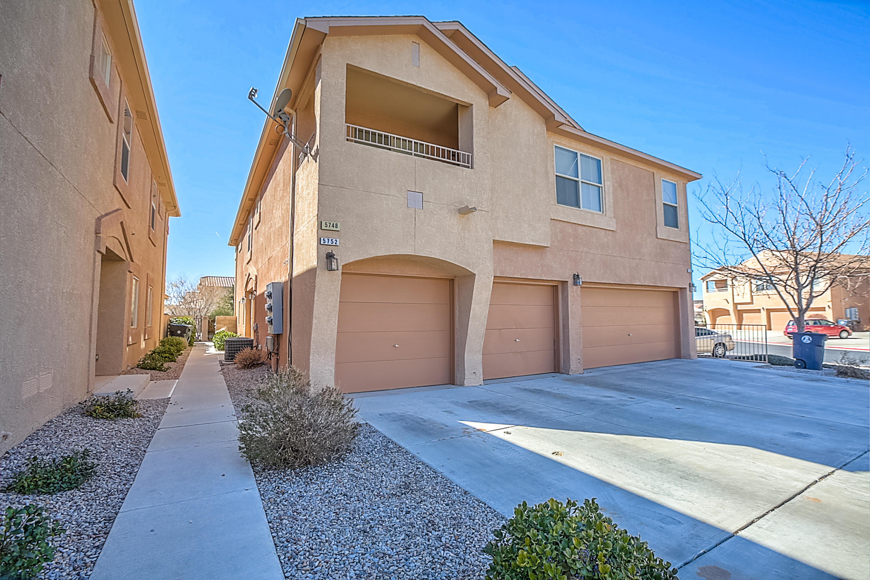 5748 NW Valle Alegre Road, one of homes for sale in Northwest Albuquerque and Northwest Heights