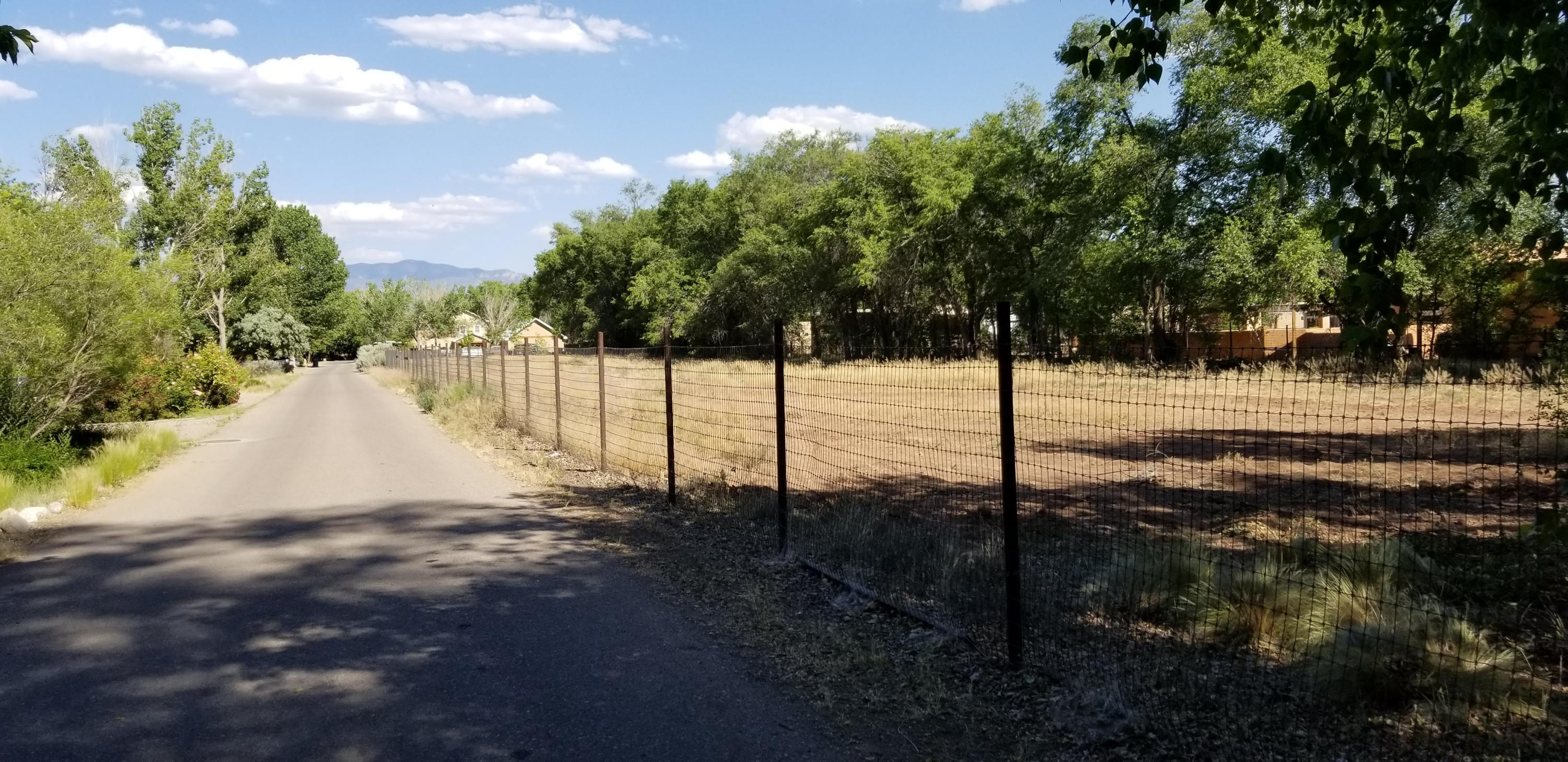 9710 Rio Grande Road NW, one of homes for sale in Northwest Albuquerque and Northwest Heights