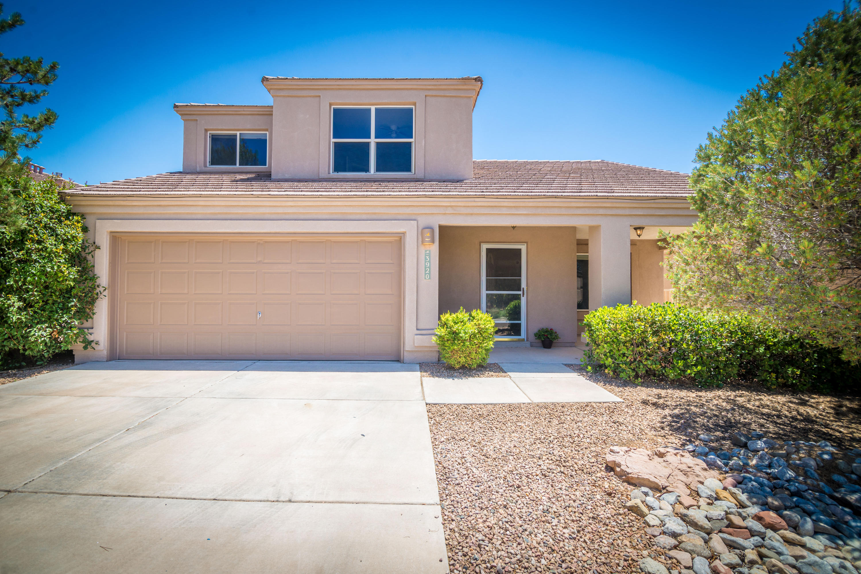 Northwest Albuquerque and Northwest Heights Homes for Sale -  Two Story,  3920 NW Tundra Swan Court