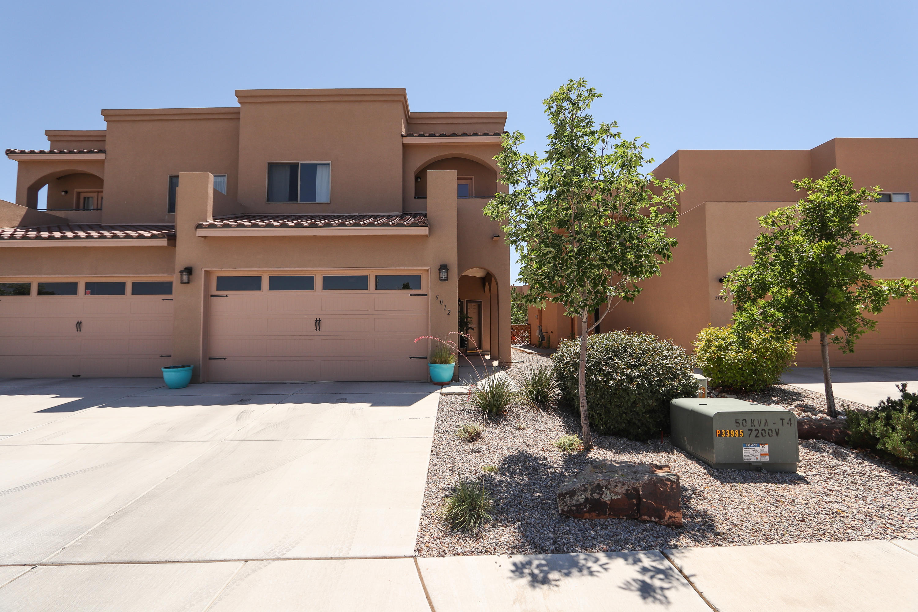 Northwest Albuquerque and Northwest Heights Homes for Sale -  Loft,  5012 NW Costa Uasca Drive