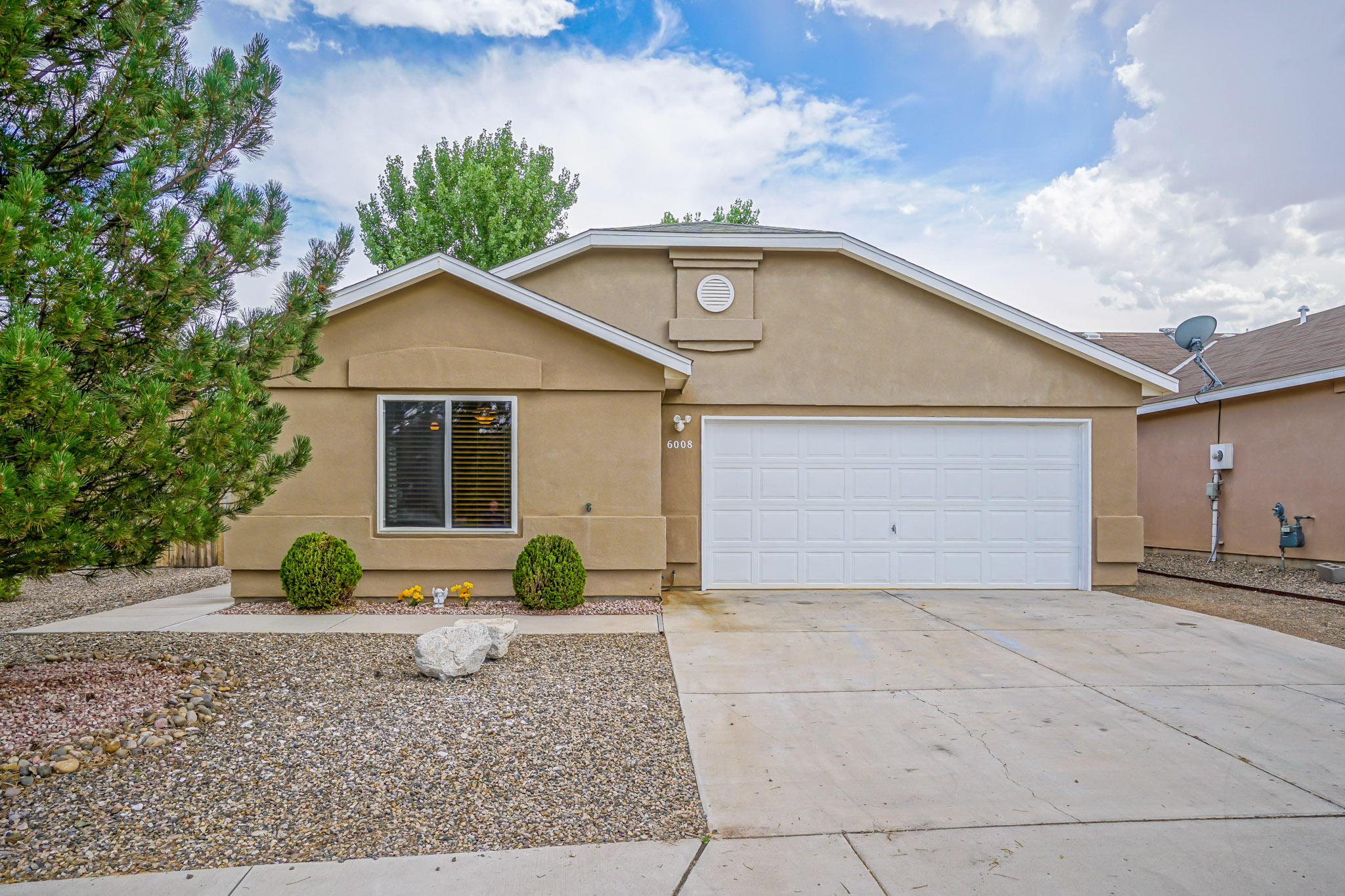 Northwest Albuquerque and Northwest Heights Homes for Sale -  Single Story,  6008 NW Murcia Avenue