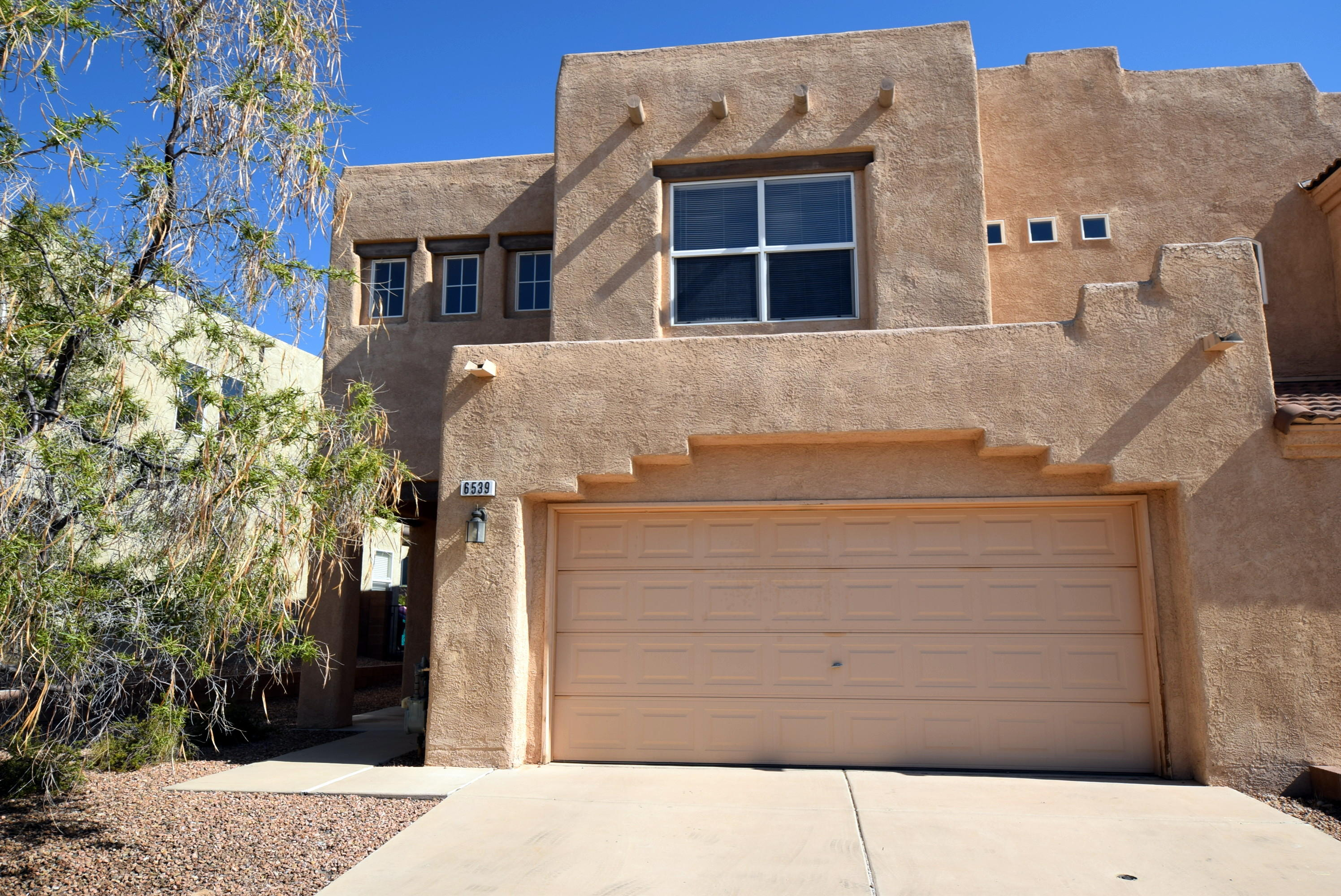 One of Northwest Albuquerque and Northwest Heights 2 Bedroom Homes for Sale at 6539 NW Los Pueblos Place