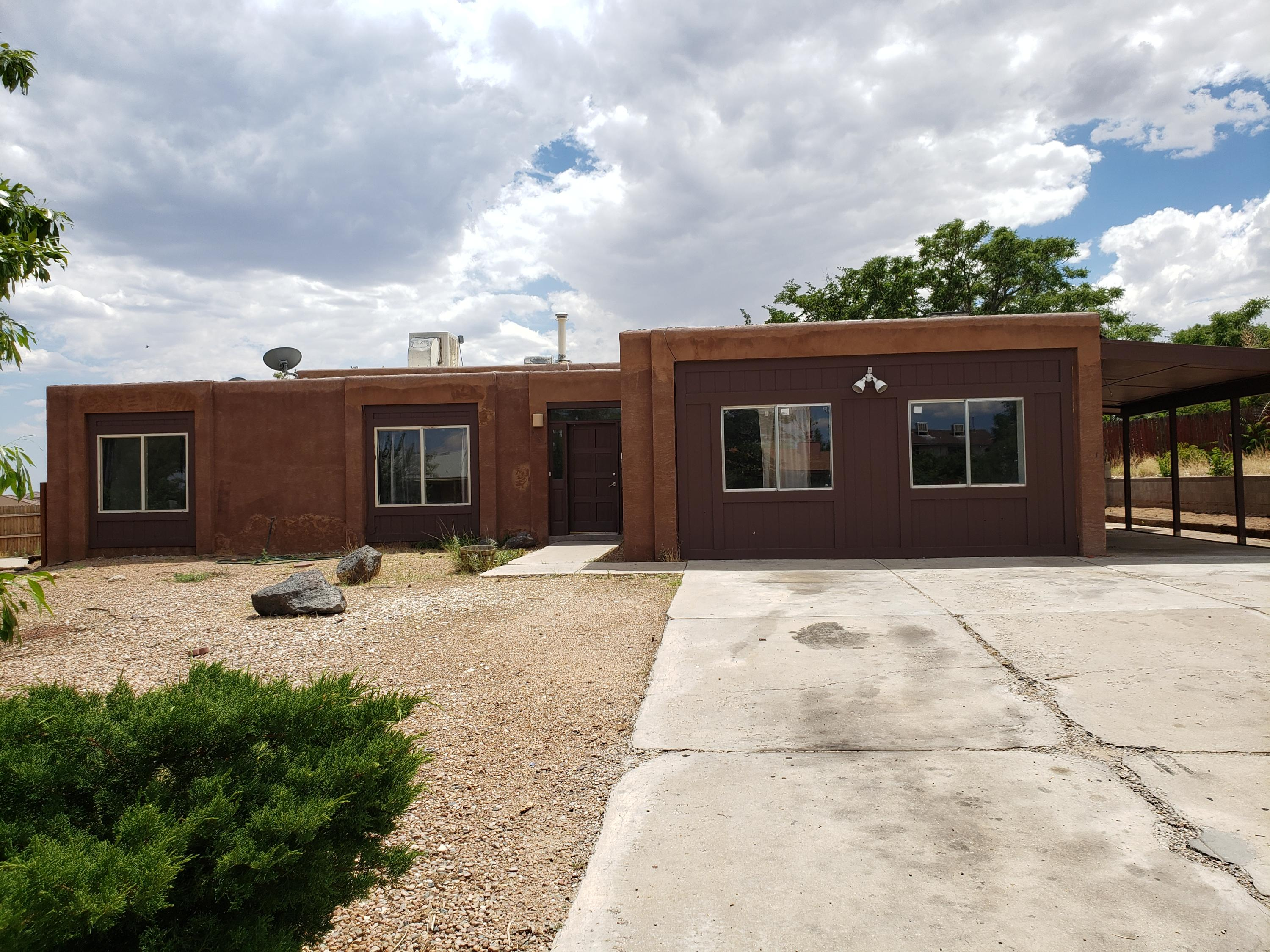 Northwest Albuquerque and Northwest Heights Homes for Sale -  Cul De Sac,  9901 NW Douglas Court