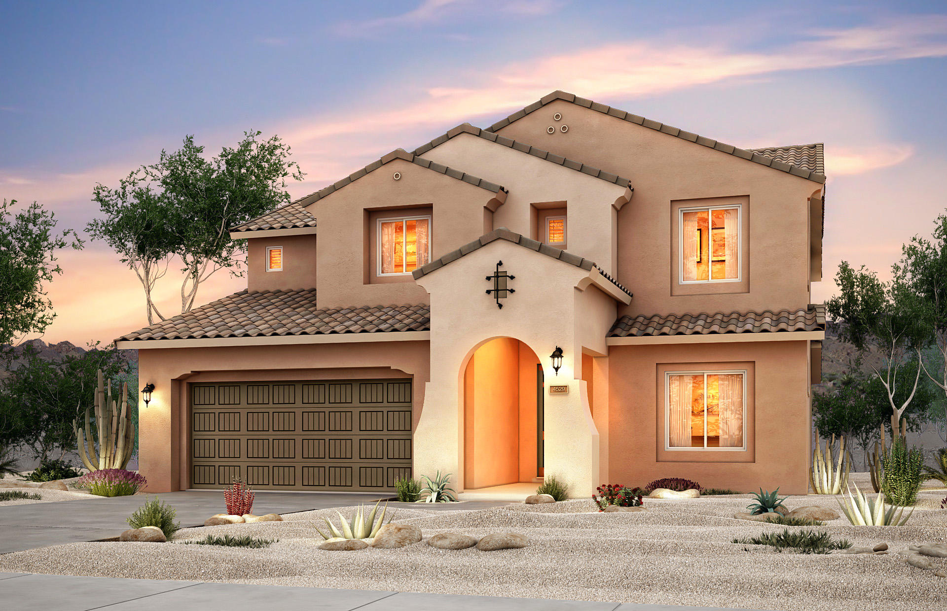 One of Northwest Albuquerque and Northwest Heights 4 Bedroom Homes for Sale at 6731 NW Piedra Aspero Street