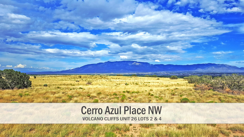Cerro Azul Place NW, Northwest Albuquerque and Northwest Heights, New Mexico