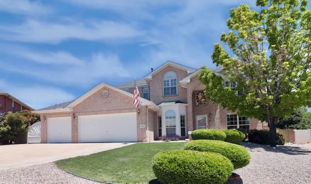 One of Northwest Albuquerque and Northwest Heights 5 Bedroom Homes for Sale at 4819 NW Summerlin Road