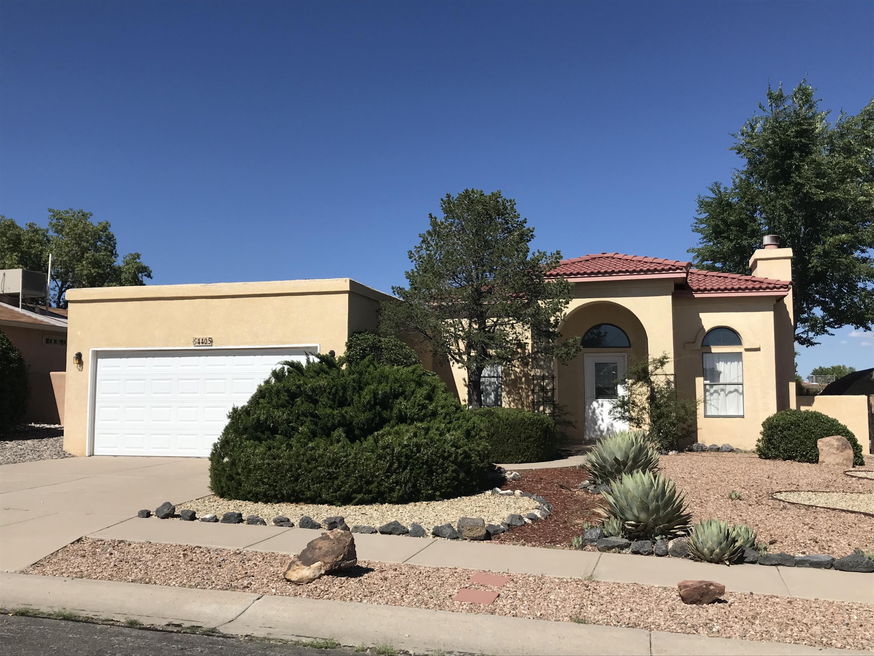 Northwest Albuquerque and Northwest Heights Homes for Sale -  Mountain View,  4405 NW Rabbit Brush Avenue