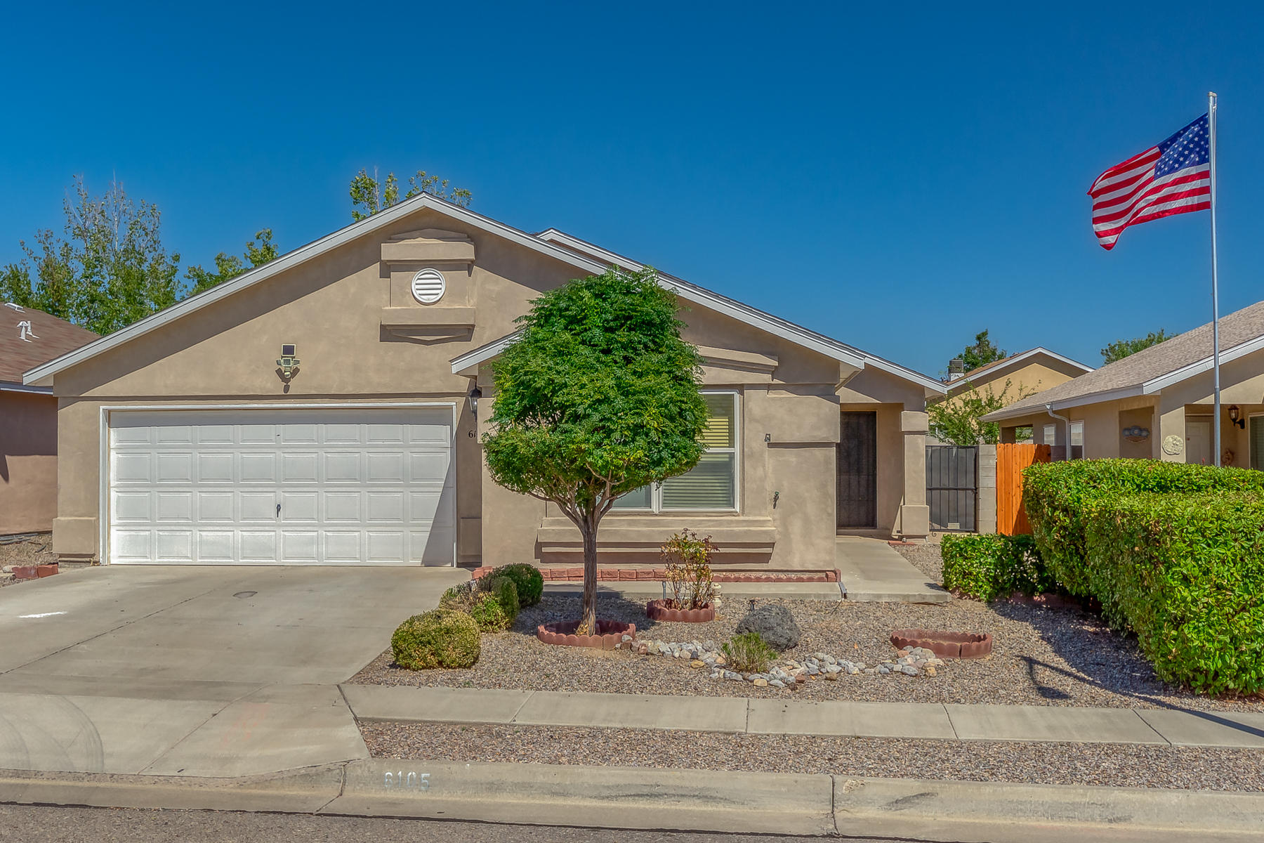 Northwest Albuquerque and Northwest Heights Homes for Sale -  Spa,  6105 NW Burgos Avenue