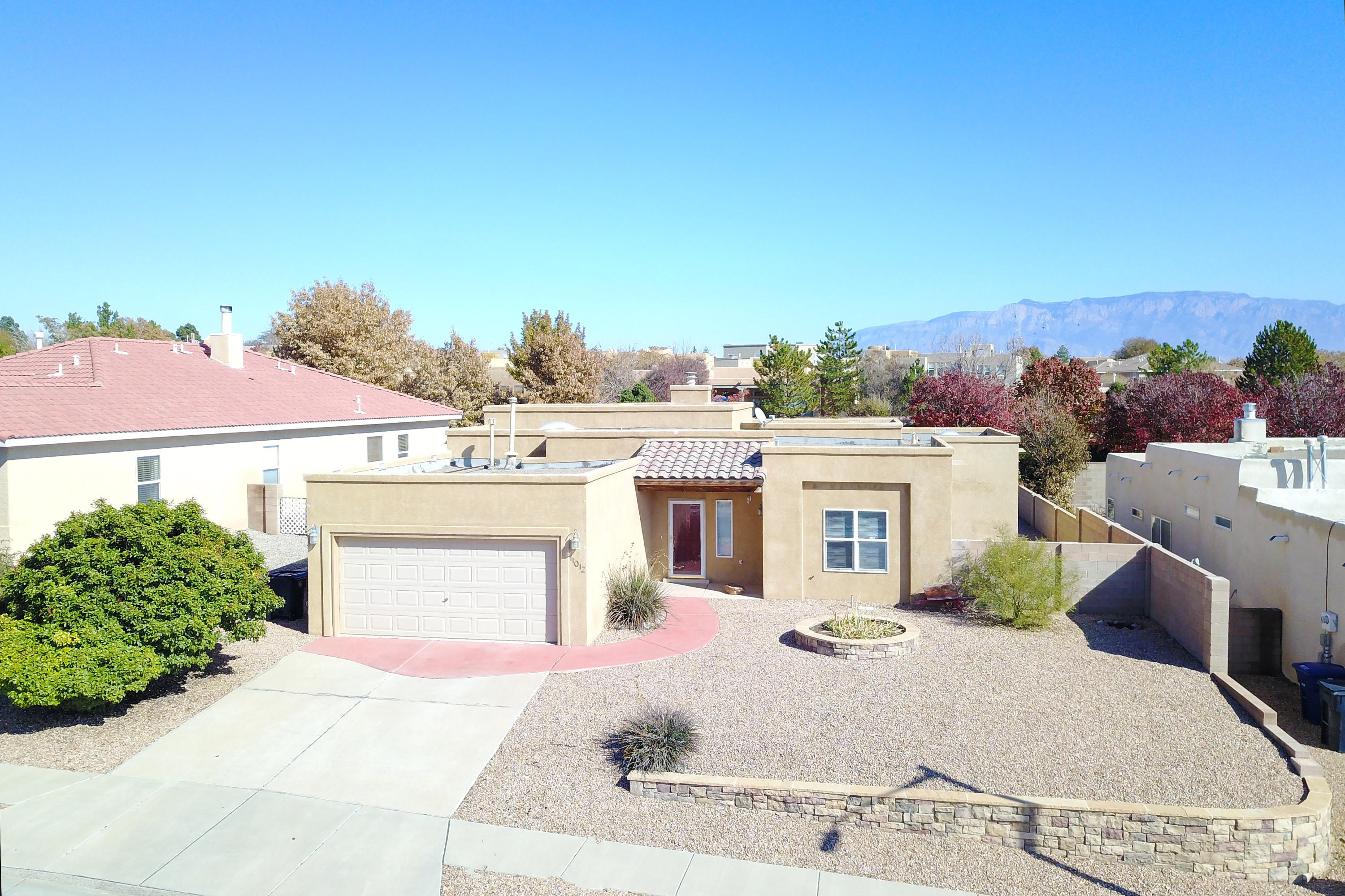 Northwest Albuquerque and Northwest Heights Homes for Sale -  Single Story,  11012 NW CASCADA AZUL Place