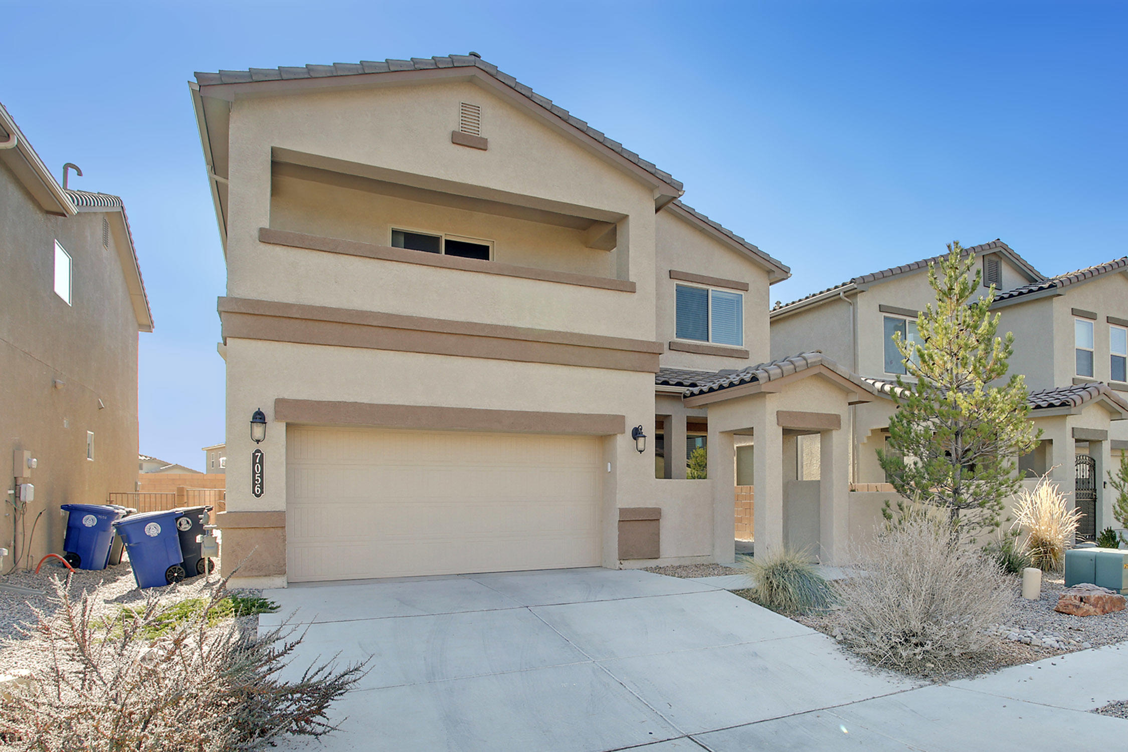 One of Northwest Albuquerque and Northwest Heights 4 Bedroom Homes for Sale at 7056 NW Tombstone Road