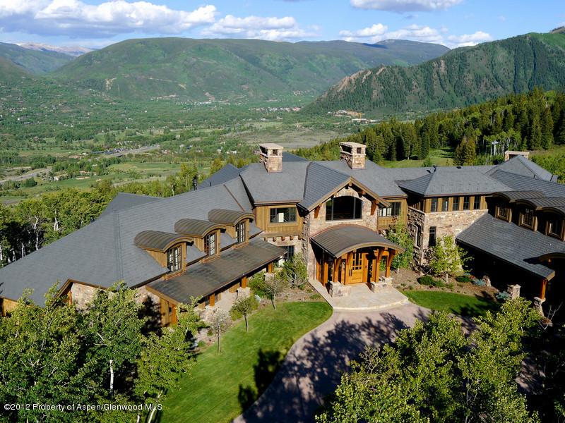 360 Eagle Pines Drive - Aspen, Colorado