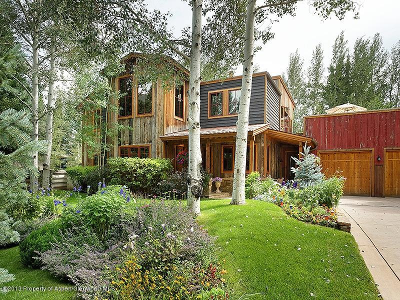 1345 Mountain View Drive - Aspen, Colorado