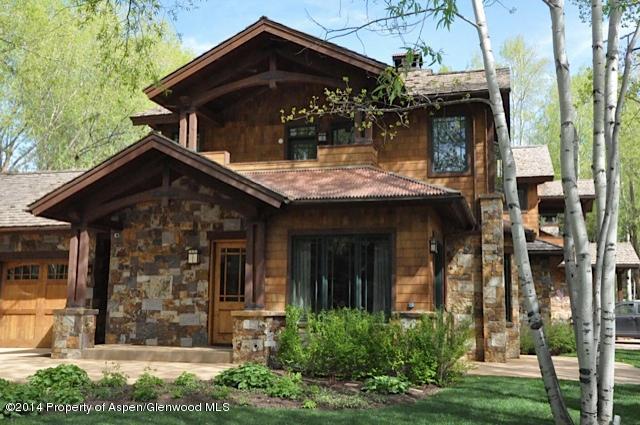 1395 Sierra Vista Drive - West Aspen, Colorado