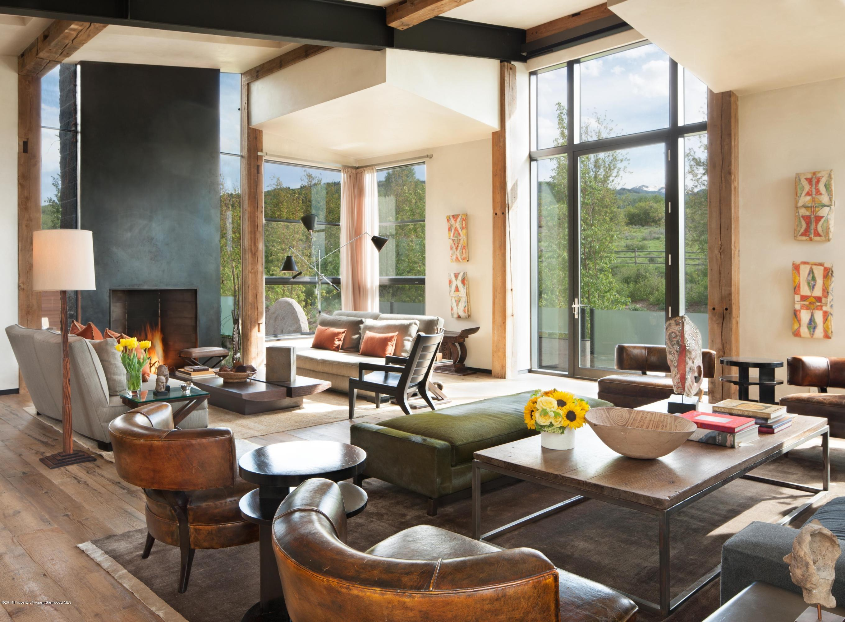 What do you get when you combine one of the country's premier interior designer's personal residence with 5+ acres on arguably the most significant location ...