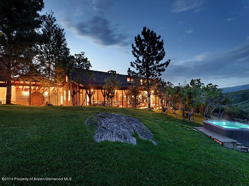 74 Popish Ranch Road - Aspen, Colorado