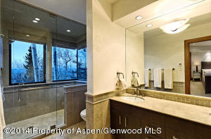 Guest Master Bath with View