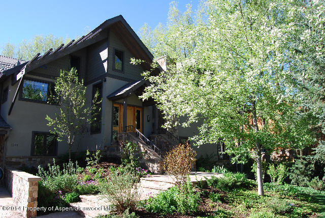 1345 Sierra Vista Drive - West Aspen, Colorado