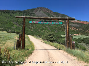 basalt mtn ranch sign