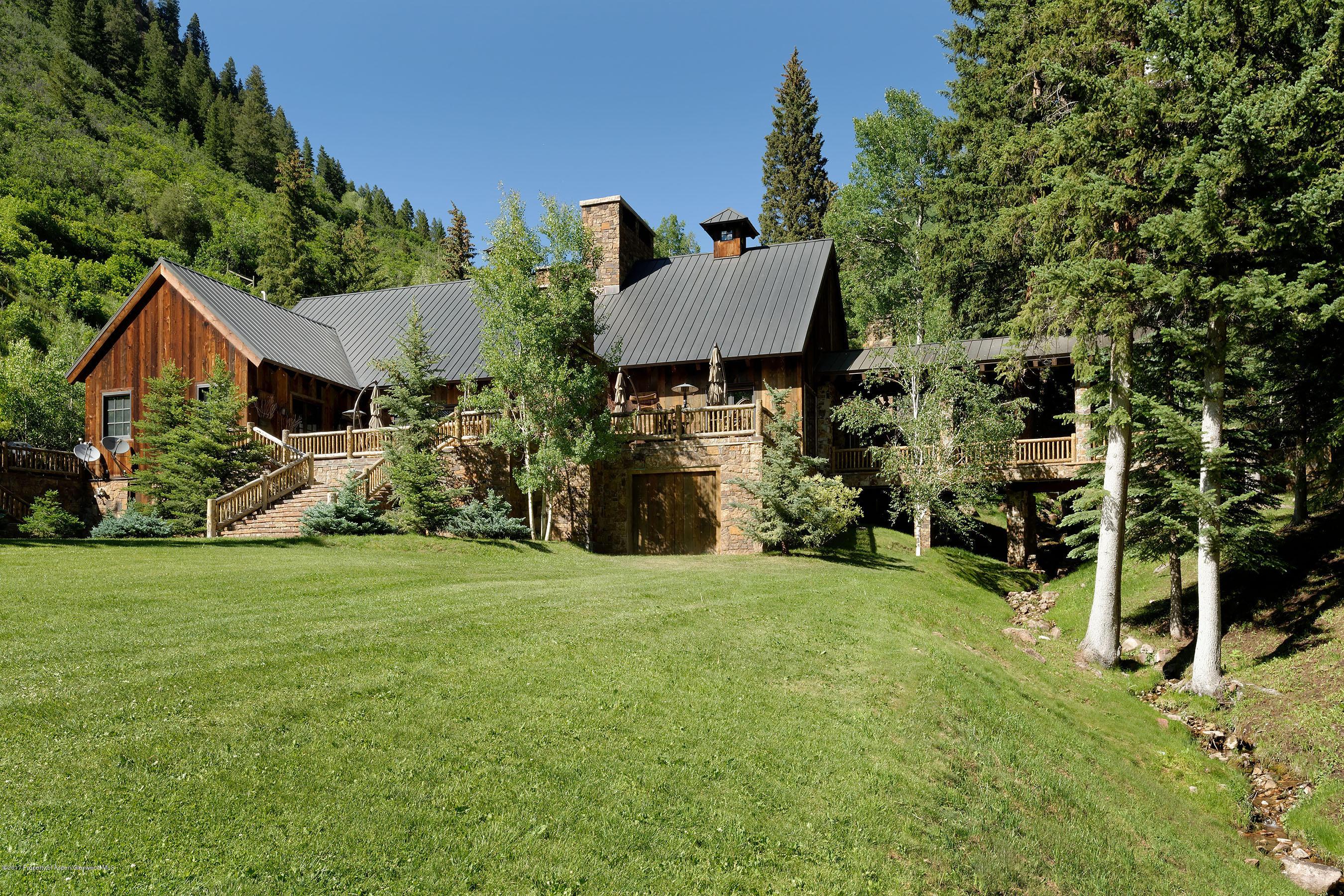 6067 Woody Creek Road - Woody Creek, Colorado