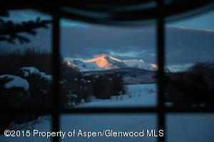 Winter Master Sopris Suite View.