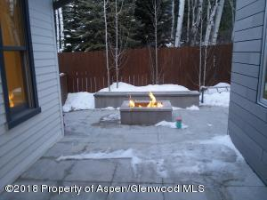 firepit from living