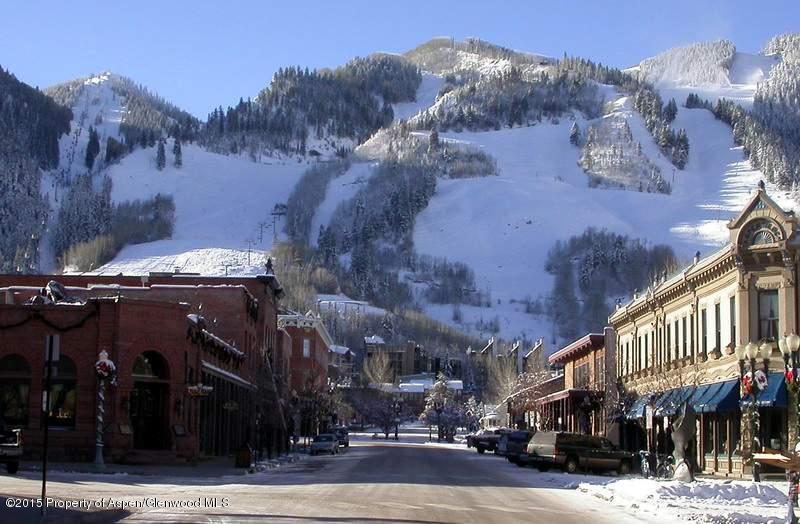 Tdr 1 City Tdrs - Aspen, Colorado