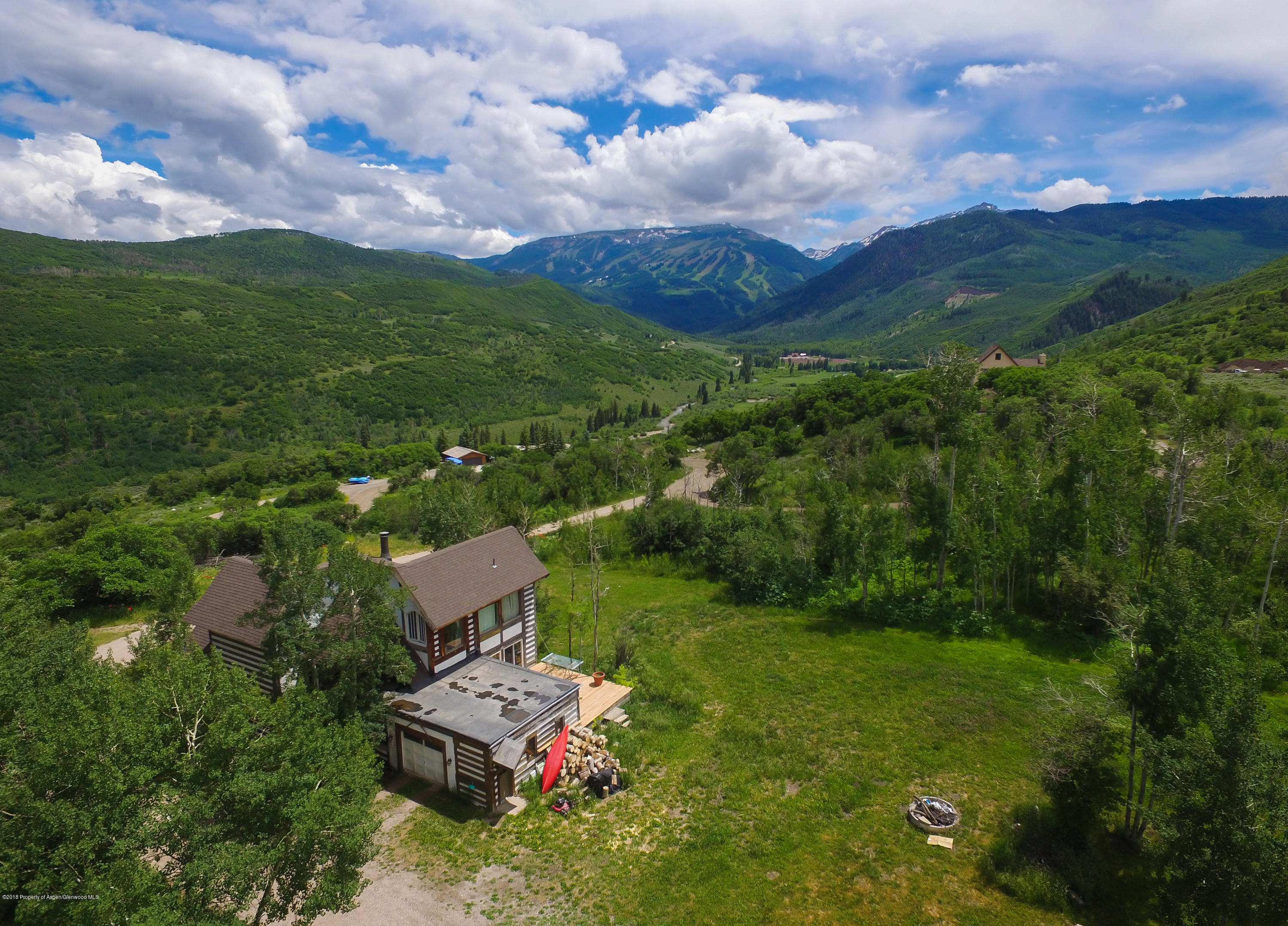 594 Shield O Road - Old Snowmass, Colorado