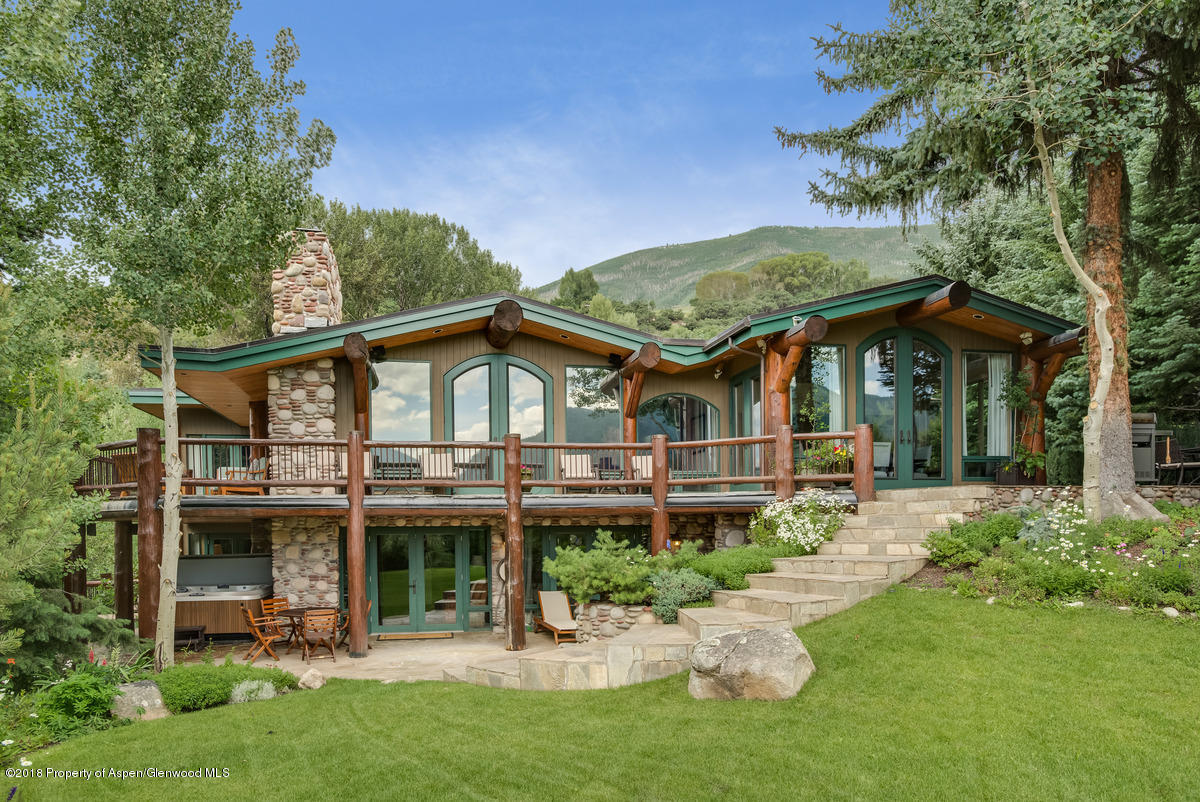 69 Herron Hollow Road - Aspen, Colorado