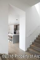 Staircase Upstairs + Kitchen