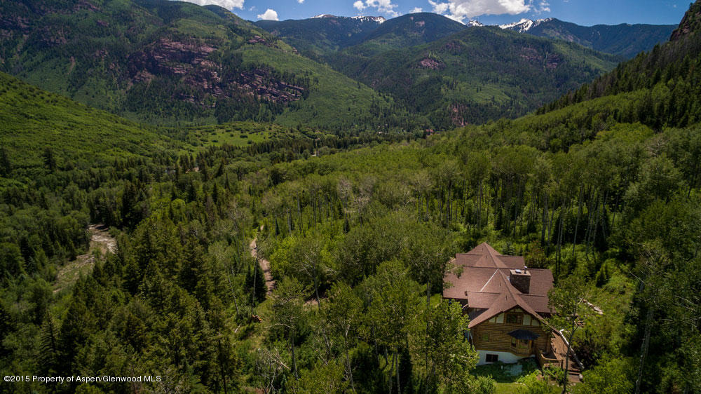 750 Coal Creek Road - Redstone, Colorado
