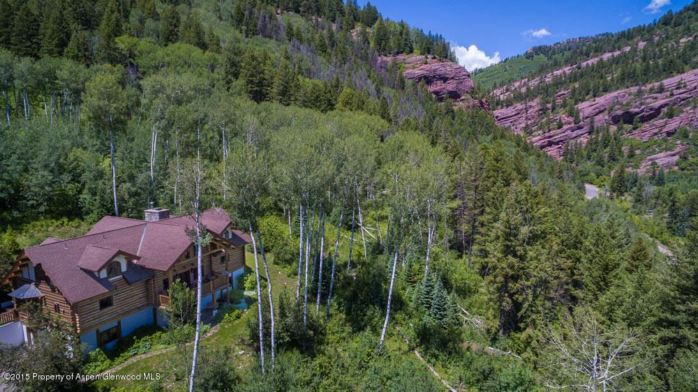 750 Coal Creek Road - Redstone, Colorado