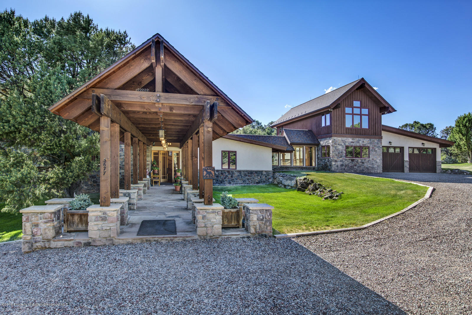 3677 County Rd 103 - Missouri Heights, Colorado
