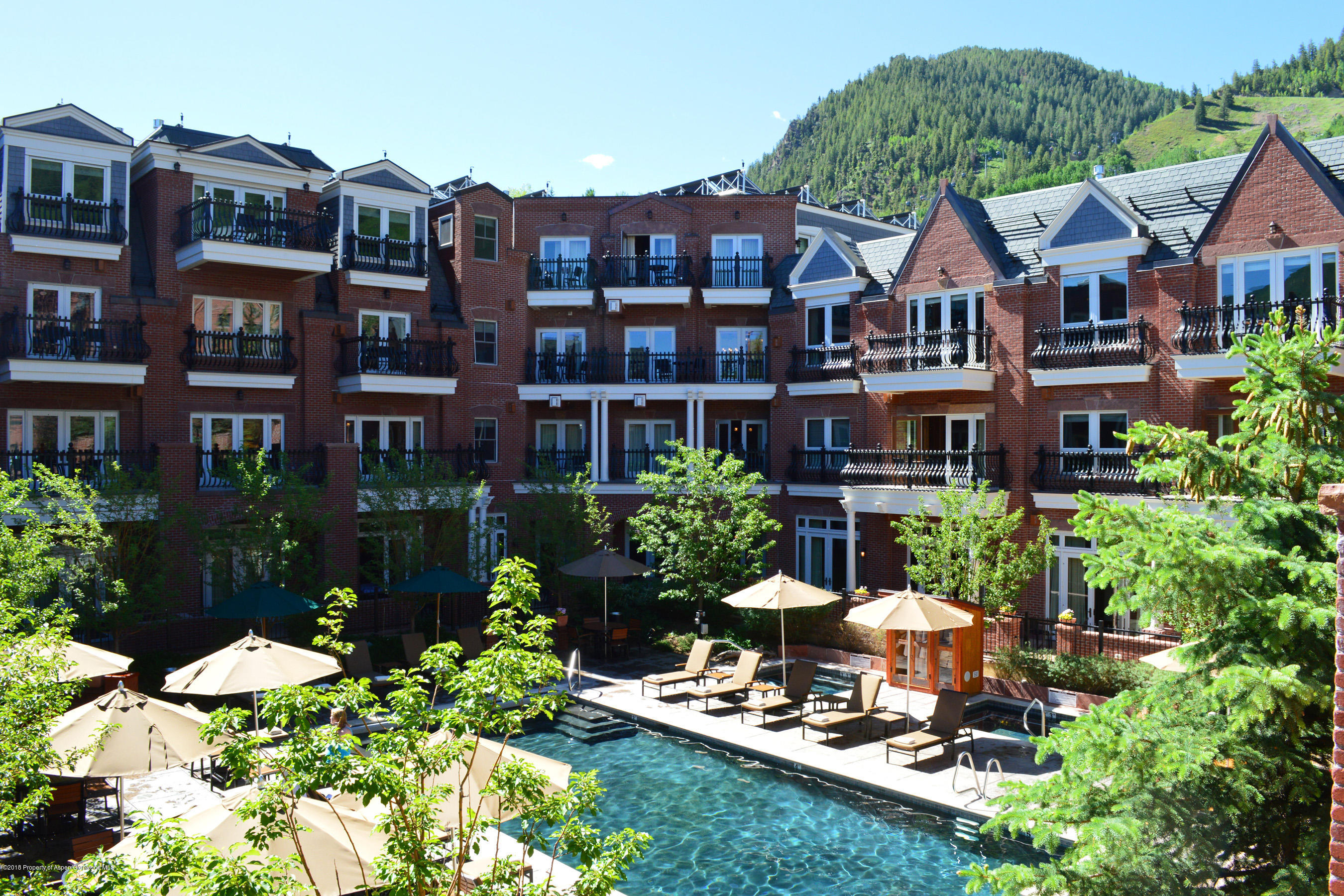 415 E Dean Street, Unit 44C W - Aspen, Colorado