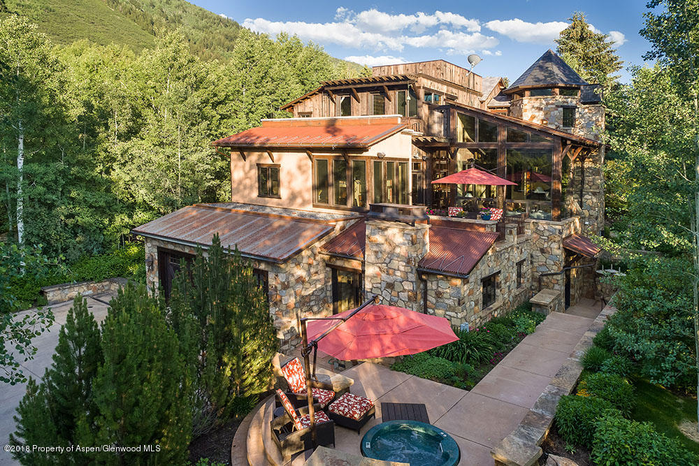 189 McSkimming Road - East Aspen, Colorado