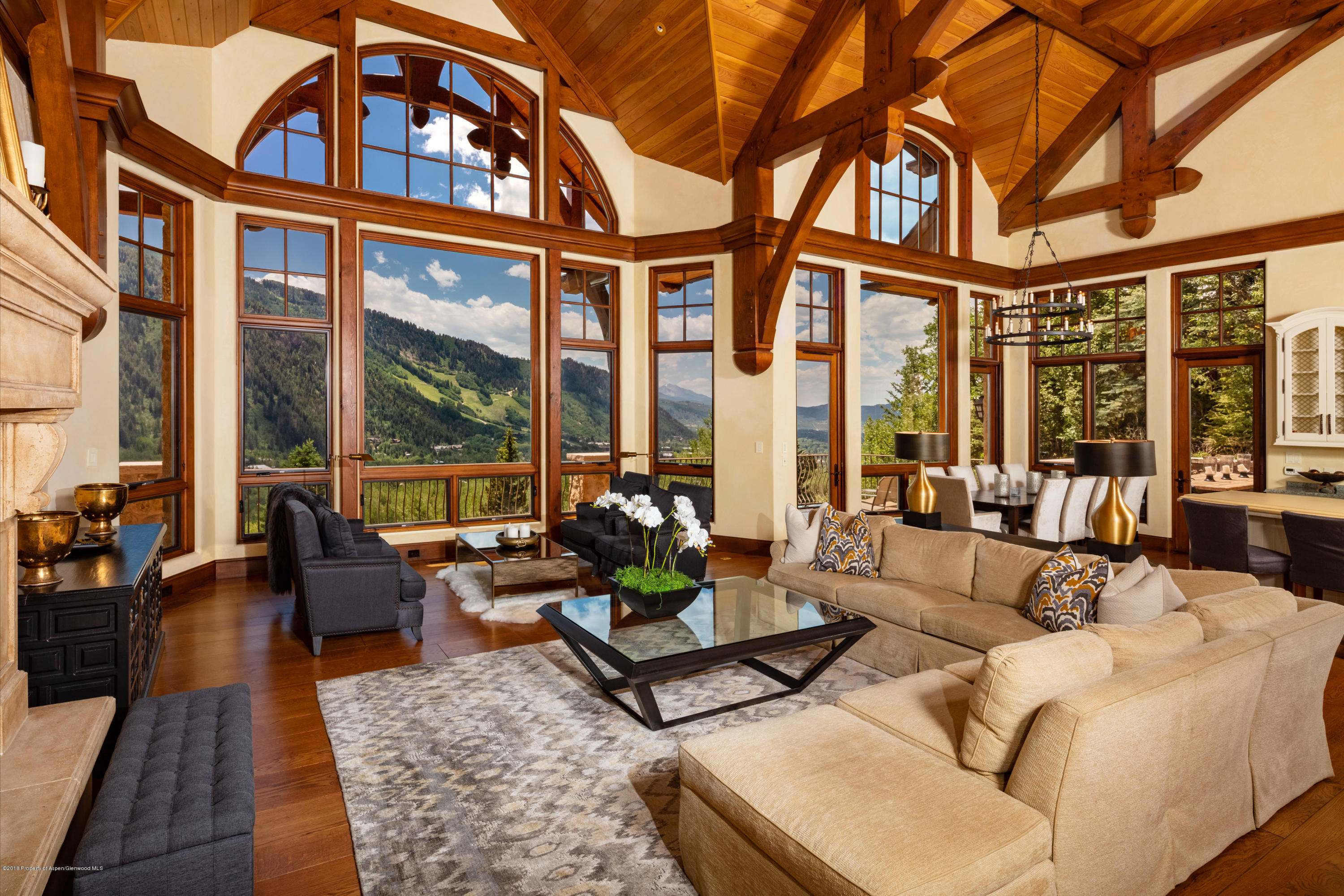 681 Mountain Laurel Drive - East Aspen, Colorado