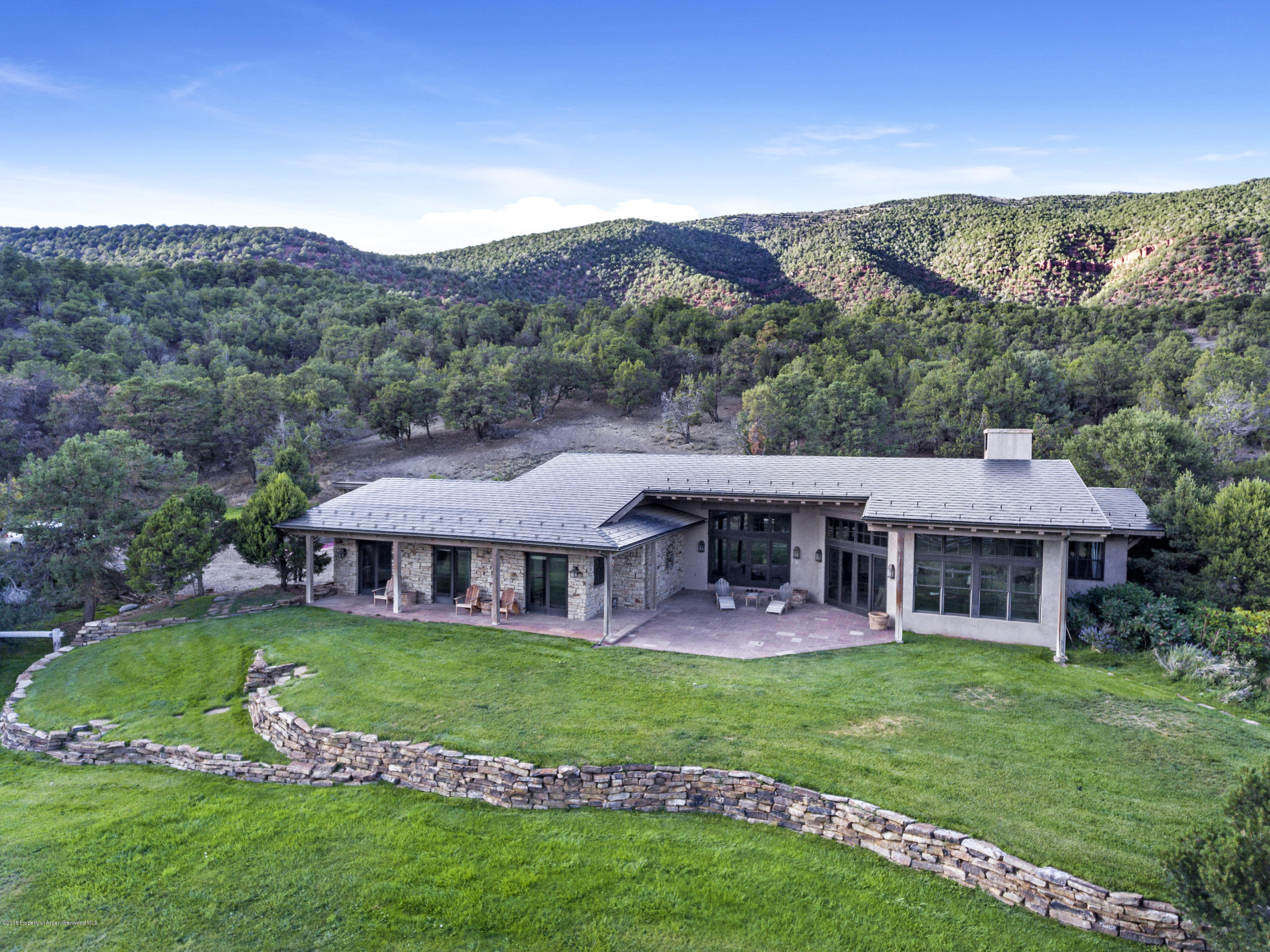 1301 Castle Peak Ranch Road - Eagle, Colorado