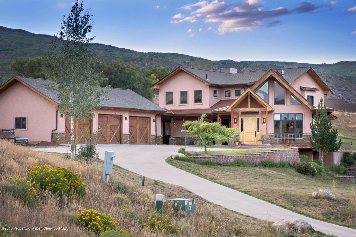 317 Spring View Drive - South of Glenwood, Colorado