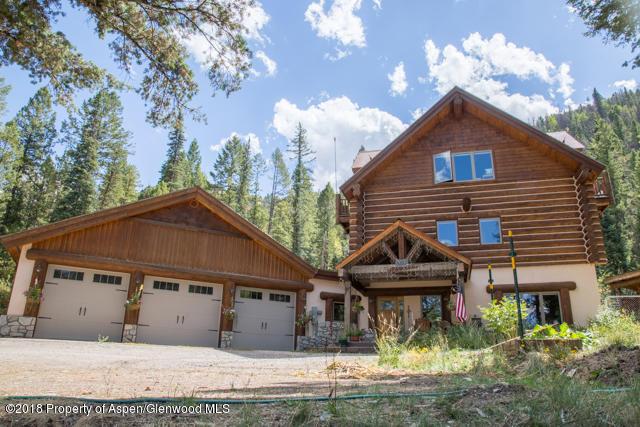 92 Deer Trail - Marble, Colorado
