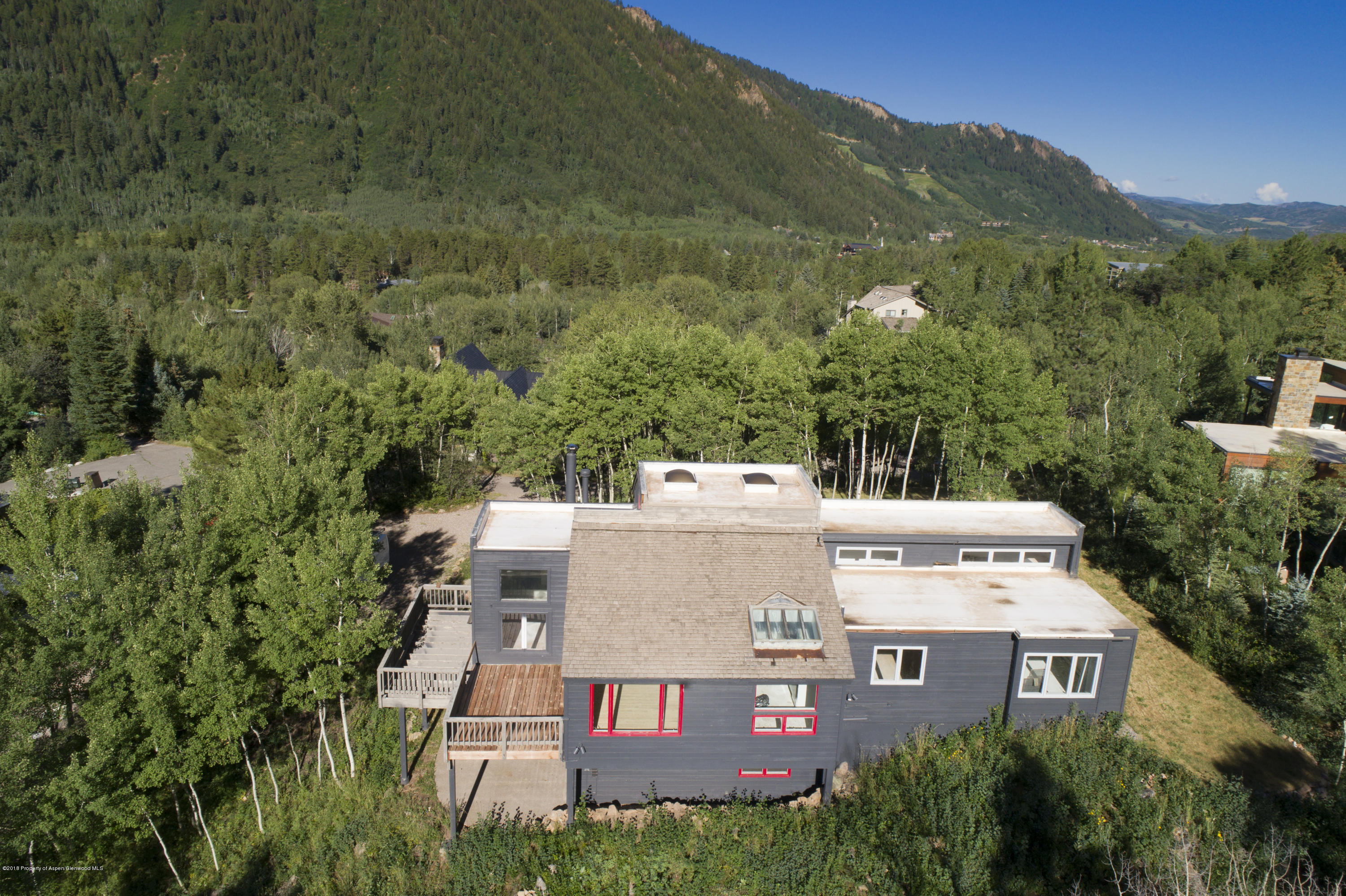 97 Mountain Laurel Court - East Aspen, Colorado