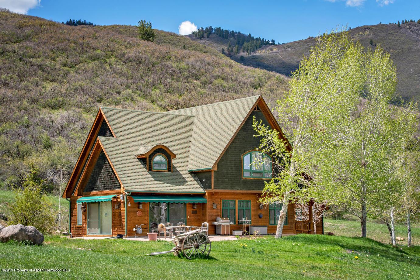 565 FARANHYLL RANCH Road - Glenwood Springs, Colorado