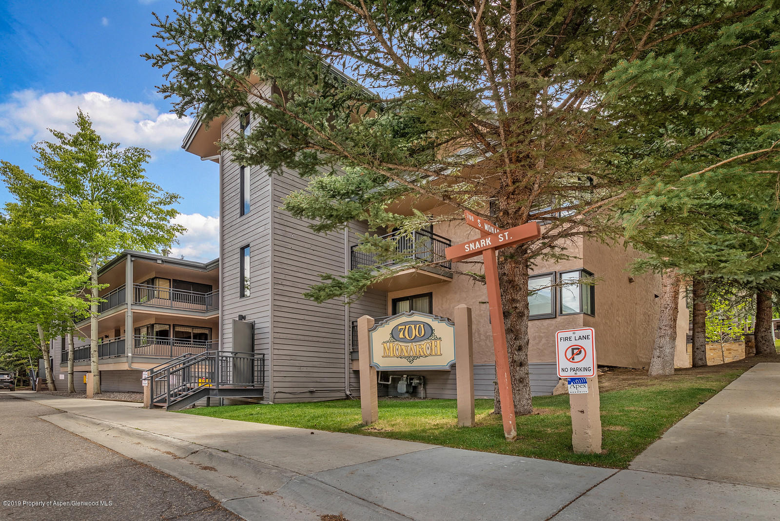 700 Monarch Street, #302 - Aspen, Colorado