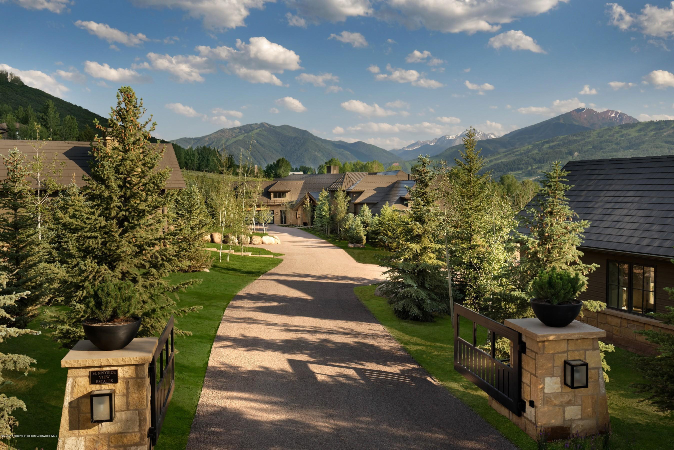 61 Sunnyside Way - Aspen, Colorado