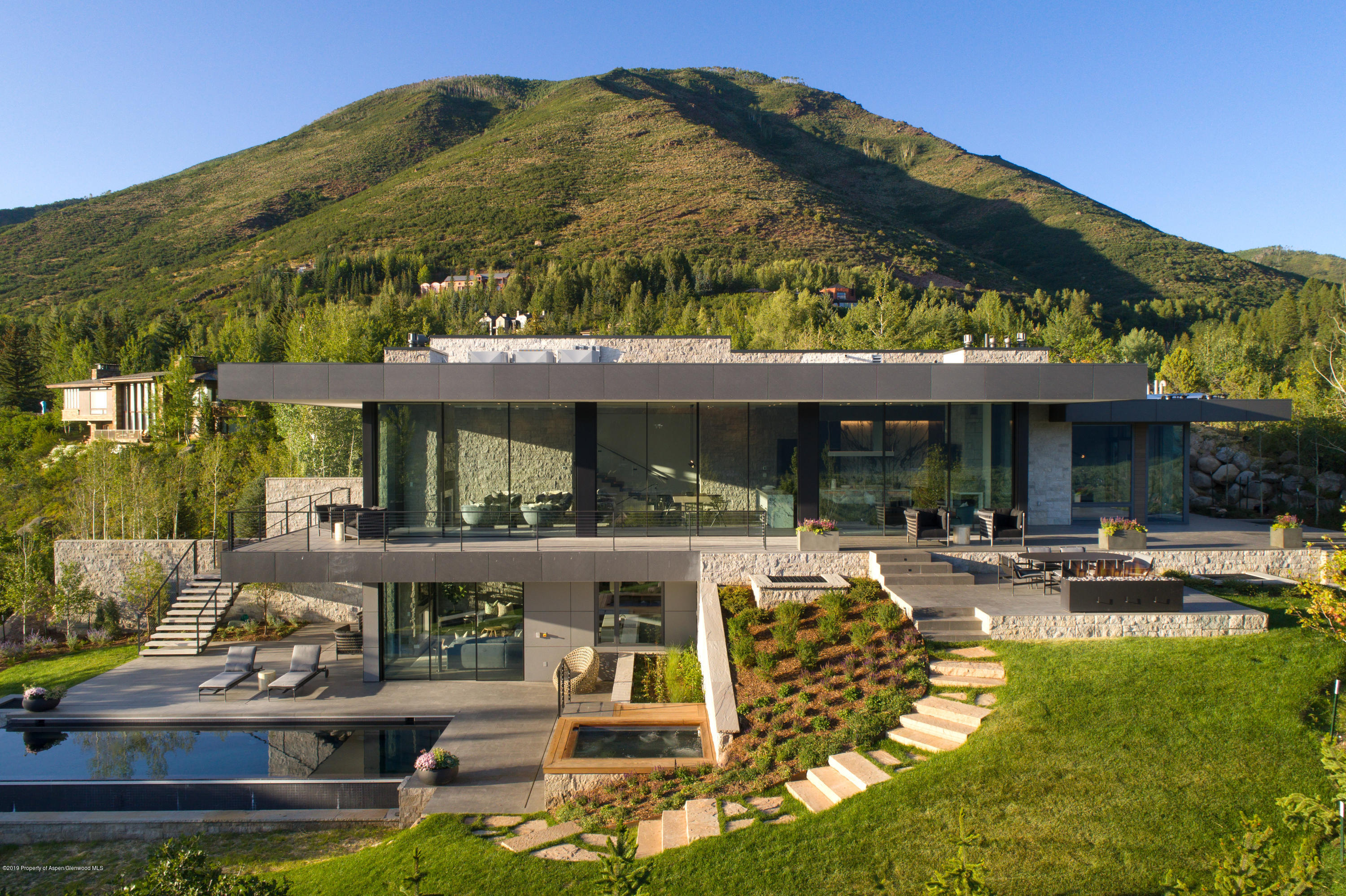 645 Hunter Creek Road - Aspen, Colorado